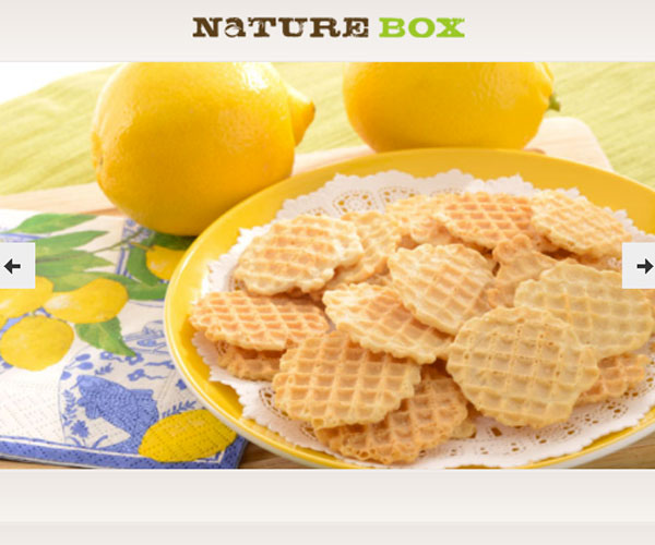 NatureBox Project Demo